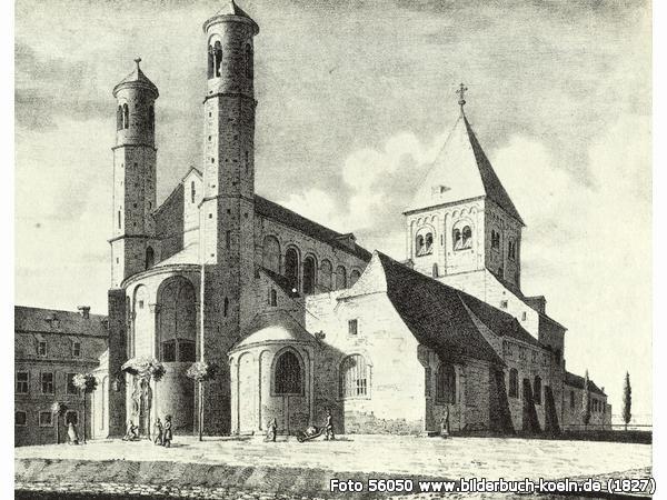 Келльн церковь Матиаса