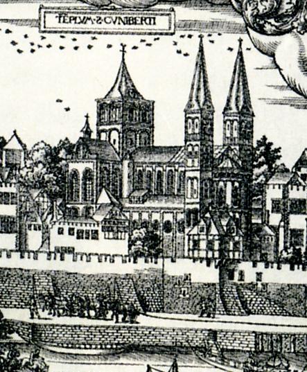 Кельн St-Kunibert-Woensan-1531-57