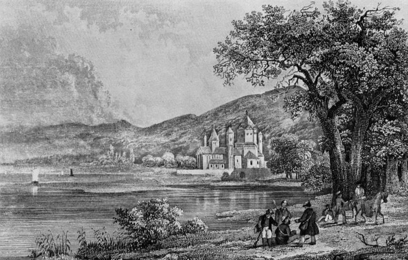 Мария Лаах абб  1840