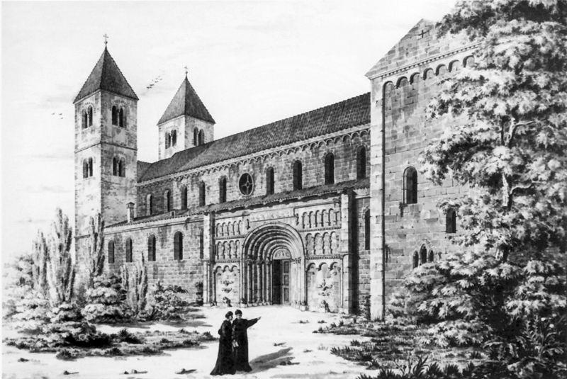 Регенсбургский собор_1816