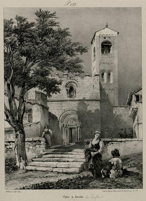 Санта-Мария в Корнея-де Конфлан