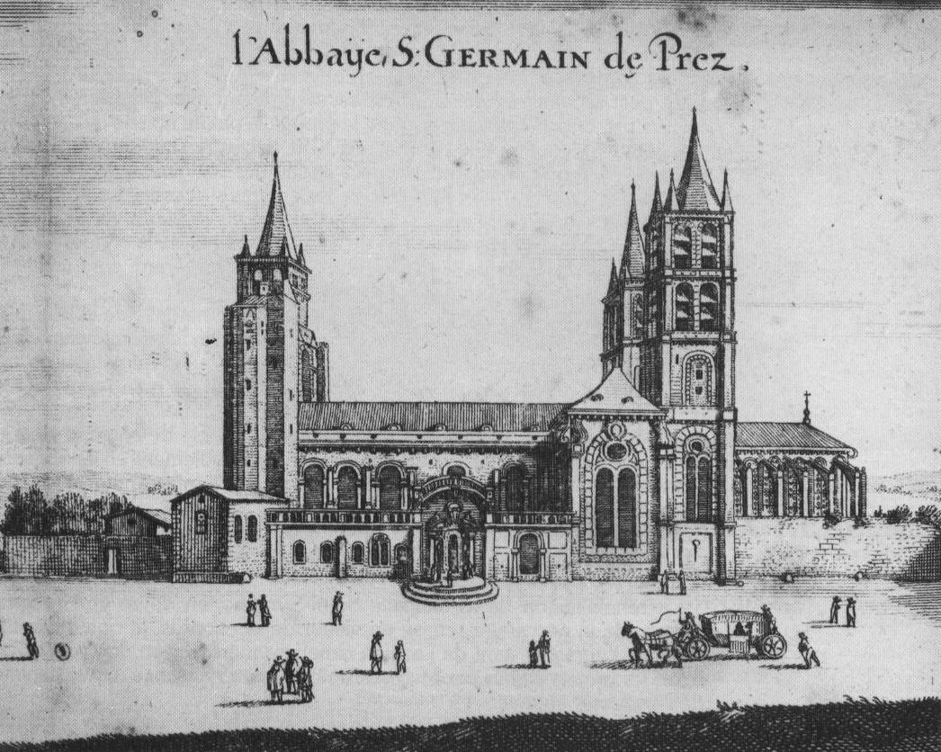 Сен-Жермен-де Пре 1014 2
