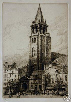 Сен-Жермен-де Пре 1014