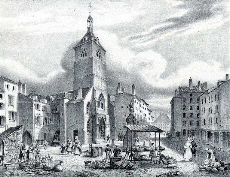 Церковь Сент-Эмпвре