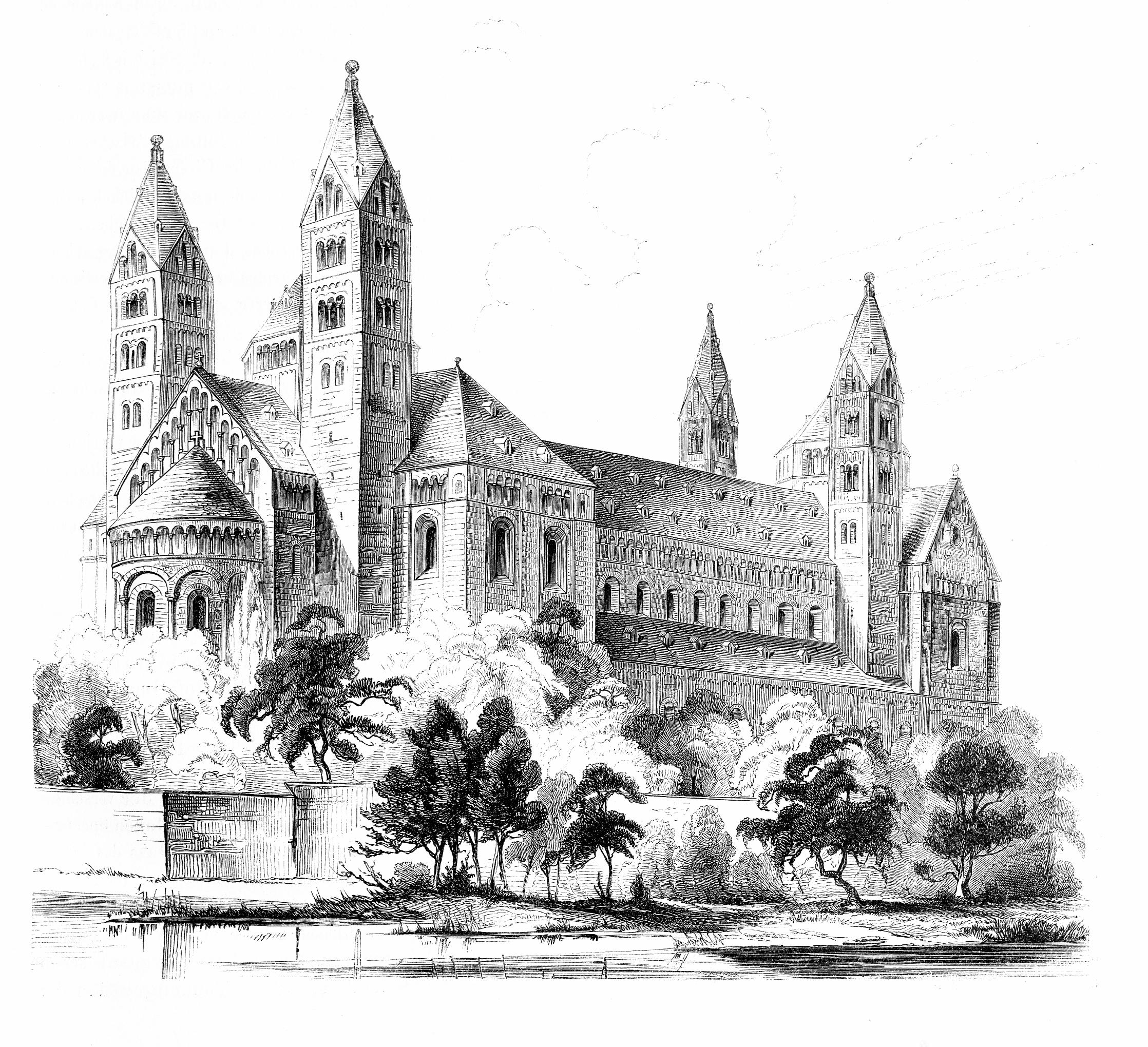Шпеерский собор