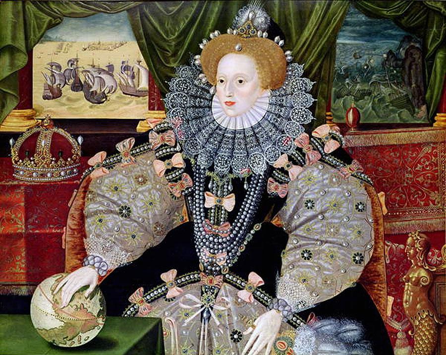 1588 джордж гувер