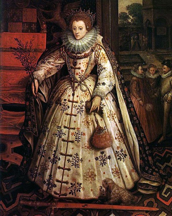 маркус герардс старш 1585