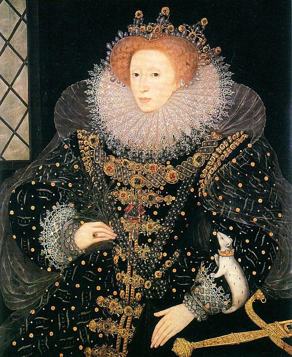 николас хиллард 1585