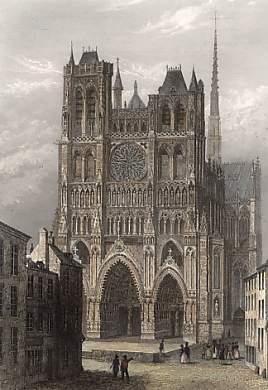 Франция Амьен