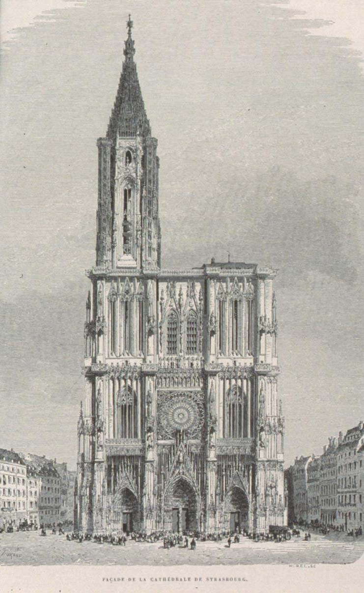 Франция Страсбург