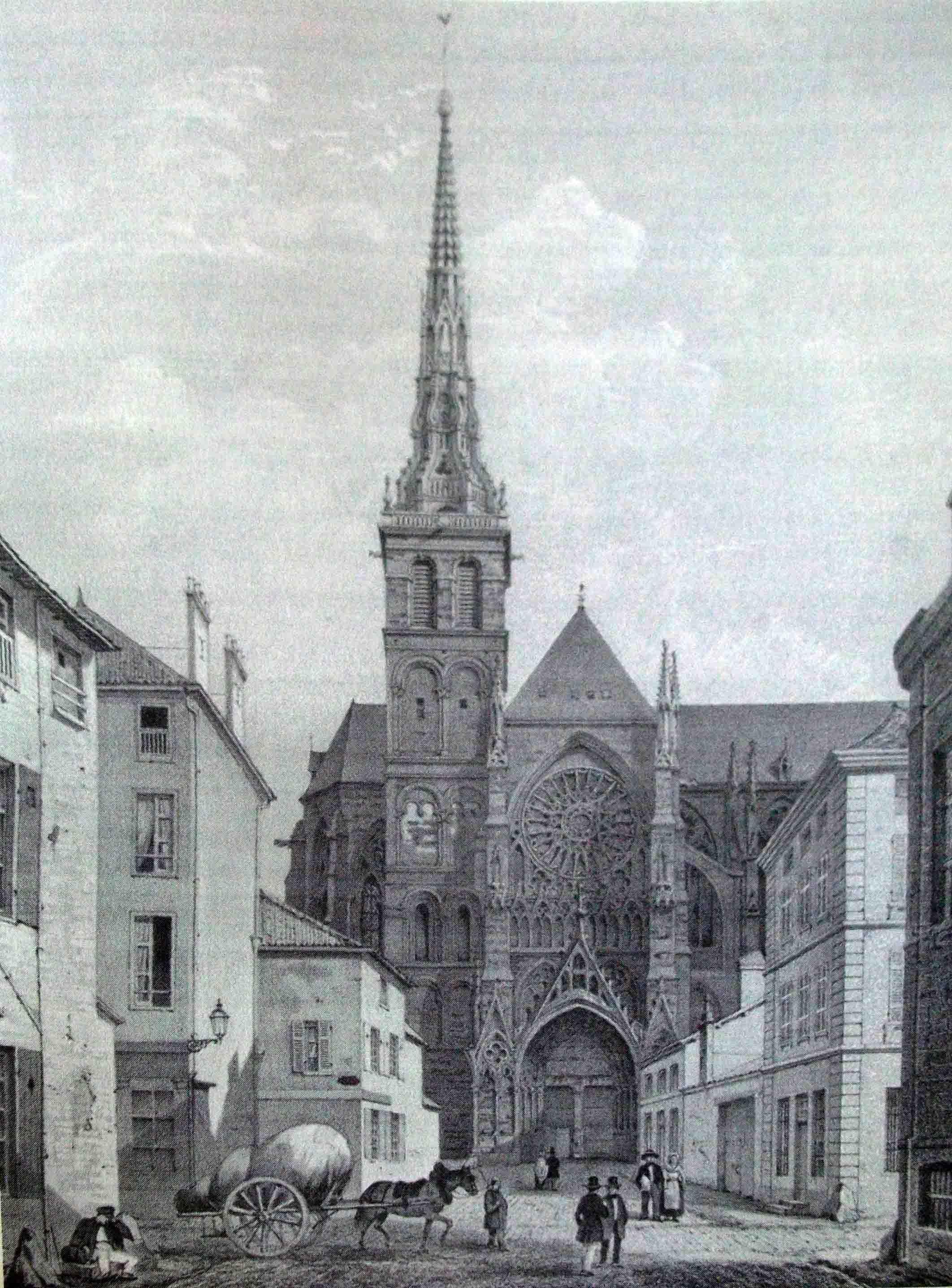 Франция Шалонский собор