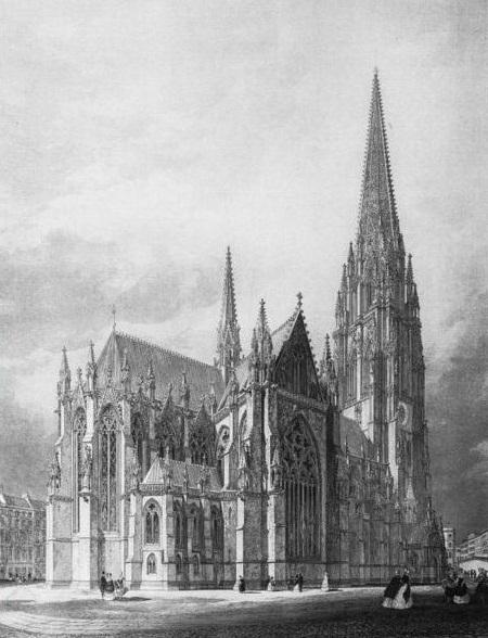 Германия Гамбург церк СвНиколая