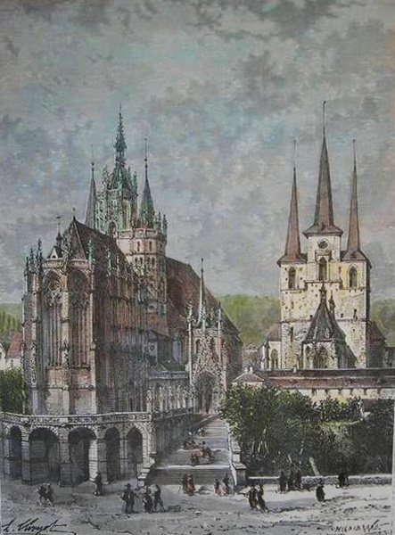 Германия Эрфурте2