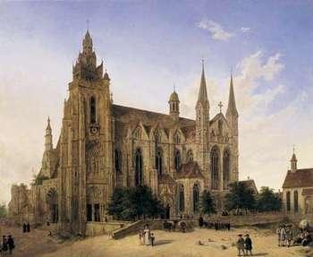 Германия. Вецларский собор