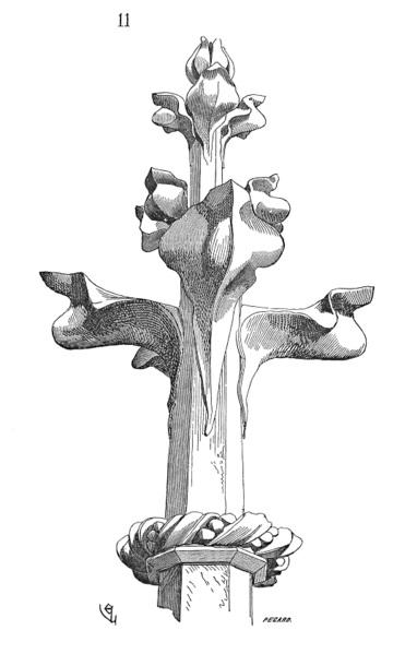 19 Креестоцвет, церковь в Труа