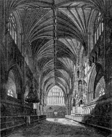 23 своды Бристольский собор