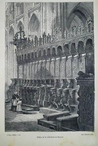 30 19 киосков в соборе в Байё