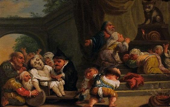 Фаустино Боччи 18 век