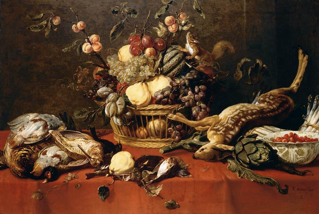 still-life-with-fruit-and-squirrel