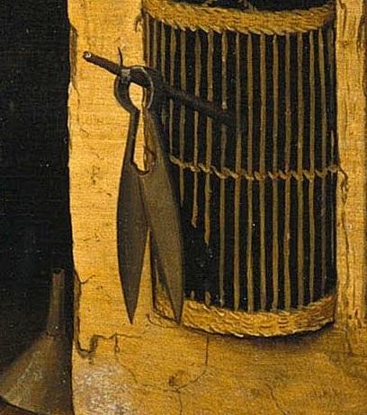 27. Дом с ножницами на вывеске