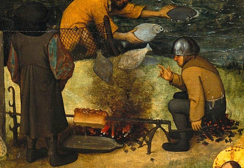 39. Сидеть на горящих углях