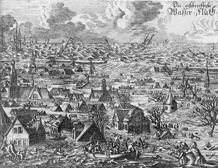 02 Наводнение Бурхарди 1634