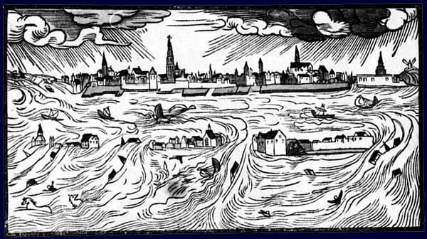 02 Наводнение всех святых_Moser_1570