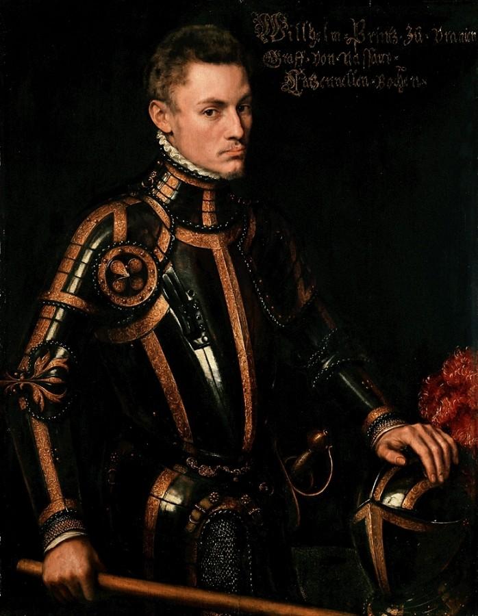 9 Антонис Мор Вильгельм Первый Оранский