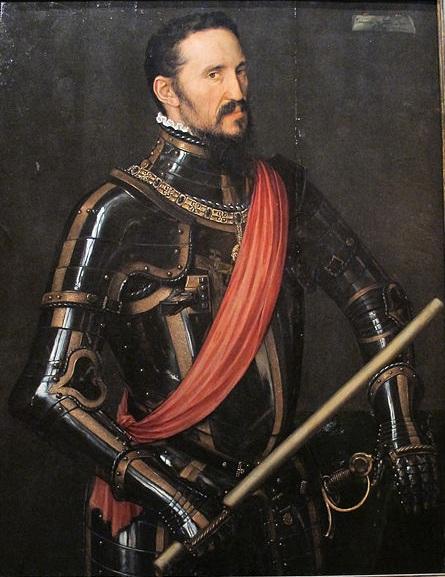 10я Antonis_mor, Герцог Альба 1549,_01