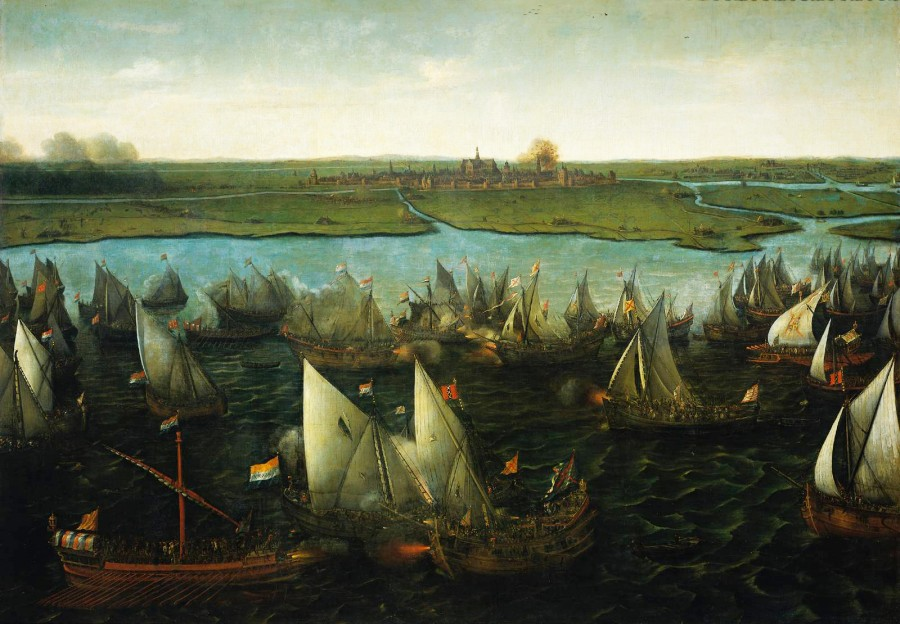 11 Vroom_Hendrick_Cornelisz_Battle_of_Haarlemmermeer