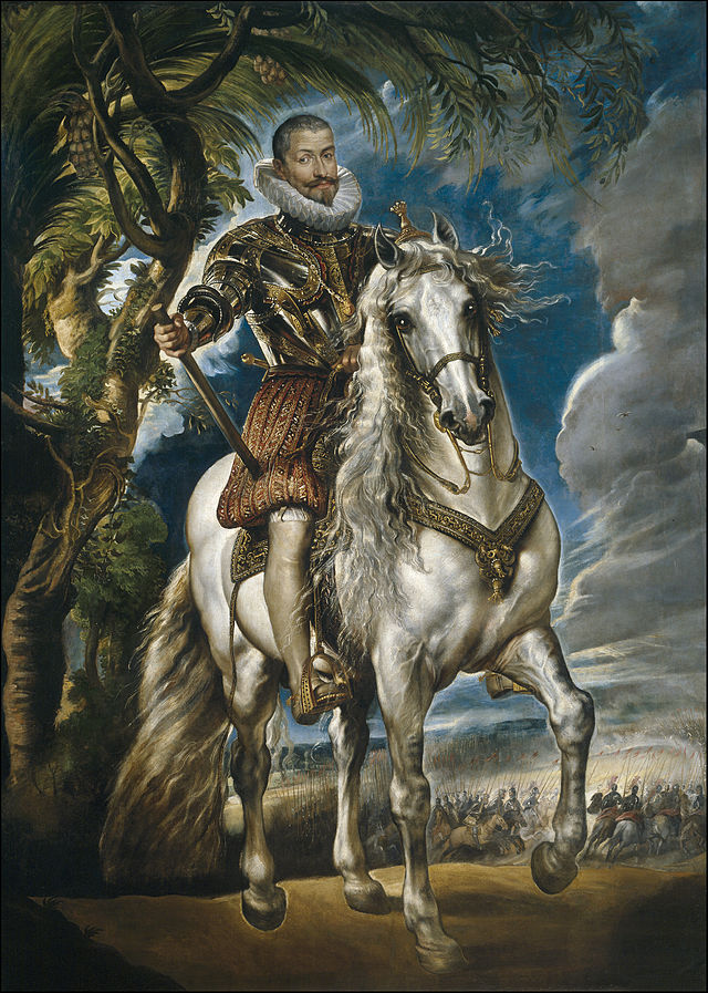 20 я Герцог Лерма (Rubens)