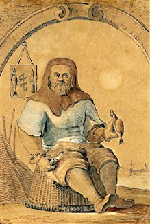 Виллем Беукнсзон витраж церкви 1739
