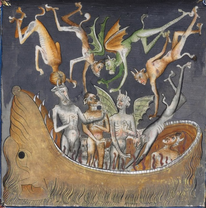 12 Низвержение  Париж 1420-е