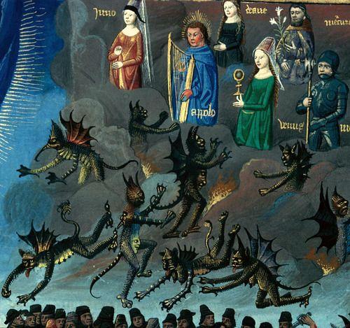 12 Низвержение мятежных ангело в 1480