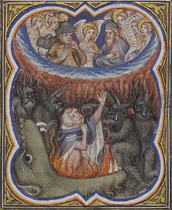 14 Лазарь и богач 1372