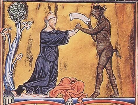 15 Феофил продает душу дьяволу2