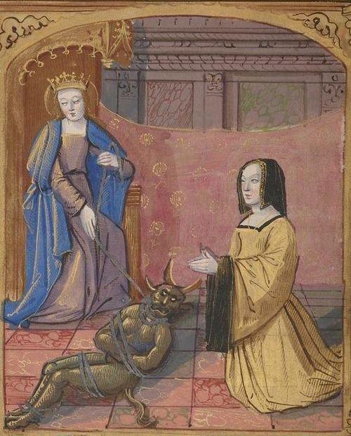 Св. Иулиания 15 век
