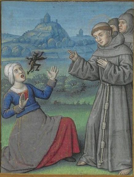 Св. Франциск Асизский 1480