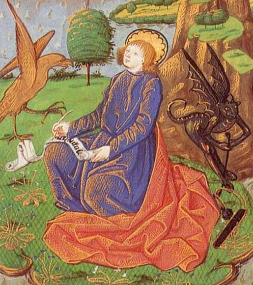 Св. Иоанн и дьявол