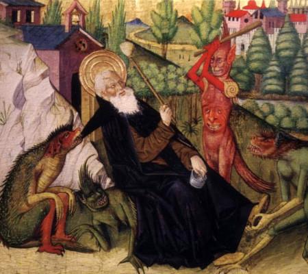 Св. Антоний 4