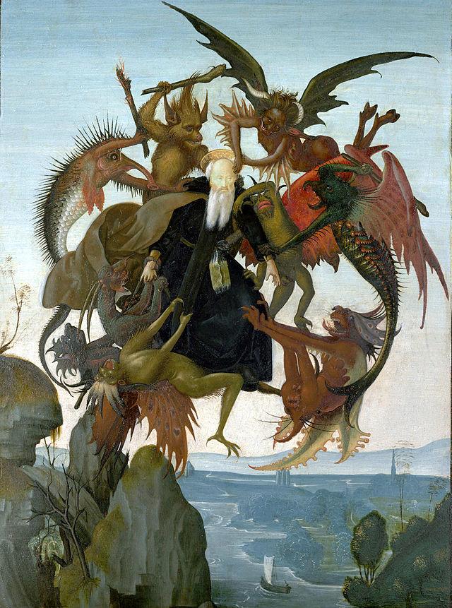 Св. Антоний Микеланджело