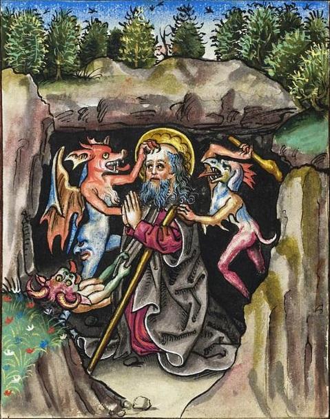Св. АнтонияГермани 1480