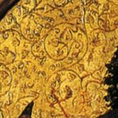 1415-1420 Положение во гроб ЗОЛОТО