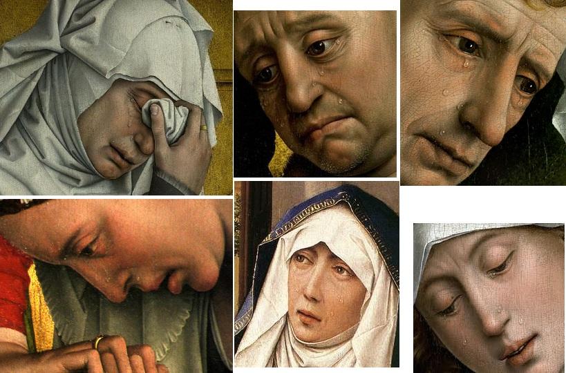 Рогир Плачущие