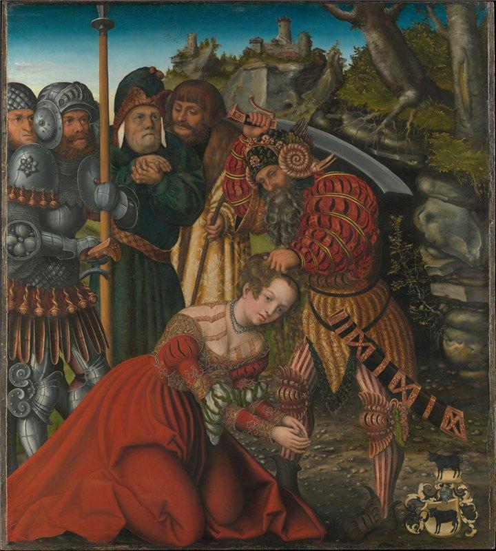 Лукас кранах старш 1510