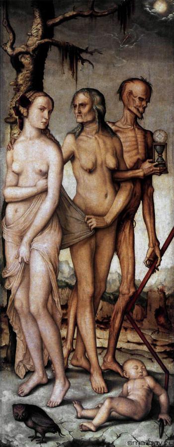 2 Ганс Бальдунг Гриен 1539 Прадо Мадрид