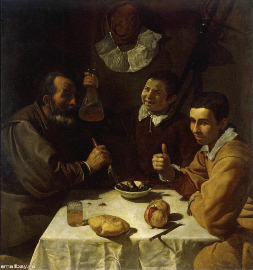 13 Веласкес 1650-е
