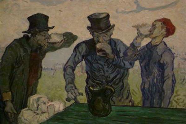 17 Винсент ван Гог
