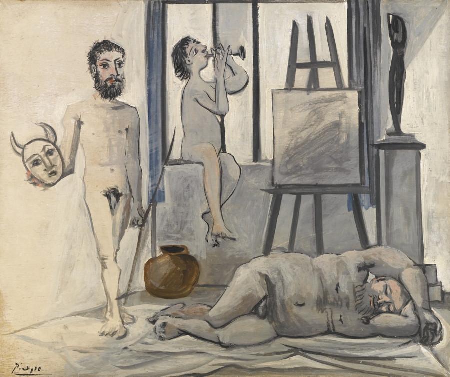 24 Пабло Пикассо 1942