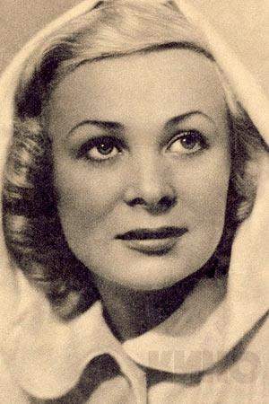 16 Валентина Серова
